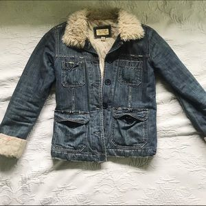 Women's Abercrombie & Fitch Denim Jacket